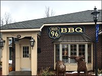 Route 96 BBQ at Phoenix Mills Plaza